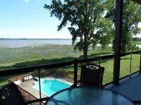 Les Plus Beaux Appartements à Trois-Rivières Bord du Fleuve
