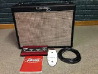 Line 6 Flextone Duo 100w guitar amplifier and speaker