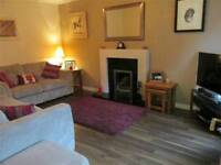 Wooden laminated floor in great condition