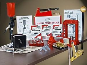 Lee Breech Lock Challenger Single Stage Press Kit 90030