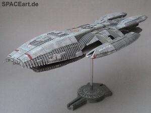 Battlestar Galactica: Galactica - New Version / Modell-Bausatz / Revell