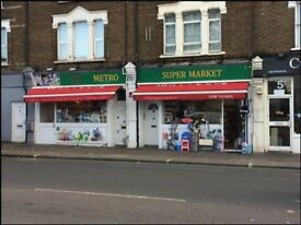 Excellent Supermarket On Busy road with high footfall for sale in Wood Lane