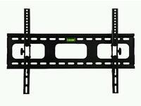 VonHaus PREMIUM Slim TV Wall Bracket for 33 - 60 inch LCD, LED & Plasma TV.
