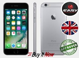 iPhone 6 Space Grey on EE with Accessories
