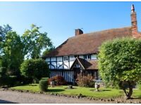 Malt House Grade II Tudor Cottage to let