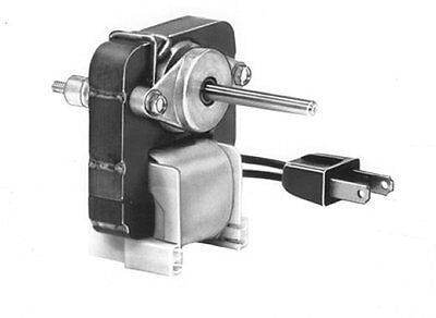 Fasco C-frame Vent Fan Motor .59 Amps 3000 Rpm 120v K614 Cw Rotation