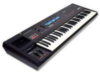Ensoniq SD1 32, Synthesizer.