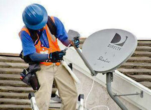 PROFESSIONAL DIRECTV INSTALLATIONS & REPAIRS - 90 DAY WARRANTY West Island Greater Montréal image 1