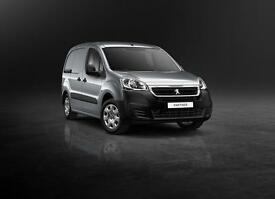 2016 Peugeot Partner 715 S 1.6 BlueHDi 100 Crew Van Diesel
