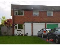 THREE BEDROOM SEMI DETACHED HOUSE IN A SOUGHT AFTER AREA, LOCAL SERVICES ROUTES & AMENITIES £695PCM