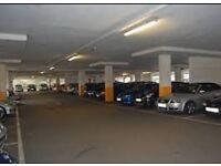 Secure Car Parking Space Manchester City Centre