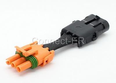 3 or 2 Bar GM Map Sensor Wiring Harness Adapter Gm 2 Bar Map-sensor