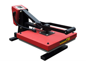 38x38 Heat Press Machine for T-Shirt Printing Transfer - High Pressure & Strong