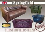 Chesterfield bank 5-4-3-2. 1 zits € 898.-