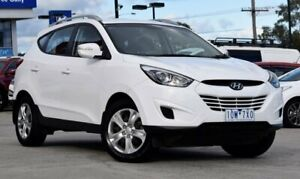 2015 Hyundai ix35 LM3 MY15 Active White 6 Speed Sports Automatic Wagon Ferntree Gully Knox Area Preview