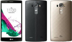 Unlocked LG G4 - Great Condition - Spare Battery and Backplates