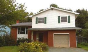 07-020 Spacious 4 level home in a quiet area of Dartmouth.