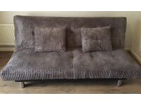 Sofa bed 3 seater Taskers.