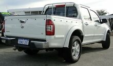 2005 Holden Rodeo RA MY05 LT Crew Cab White 4 Speed Automatic Utility Bellevue Swan Area Preview