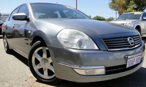 2008 Nissan Maxima J31 MY06 ST-L Grey 6 Speed Constant Variable Sedan Bellevue Swan Area Preview