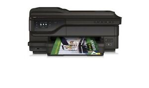 HP Officejet 7612 Wireless Color Photo Printer with Scanner Copi