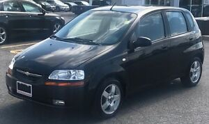 2006 Chevrolet Aveo 5 LOWEST PRICE BEST MILEAGE!!!