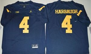 New Michigan Wolverines College Football Jersey