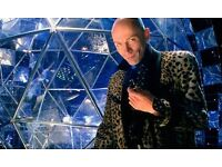 The Crystal Maze Experience - Team of 8 - November 8th 2016 - £421
