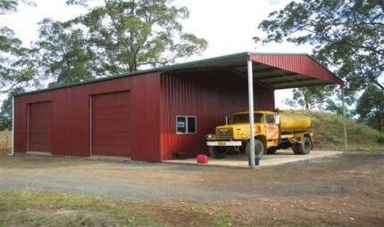 LAND TO BUILD ON Tractor SALES yard