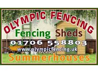 Apex Sheds, Pent Sheds, Summer Houses, Garden Fencing, Gates and more