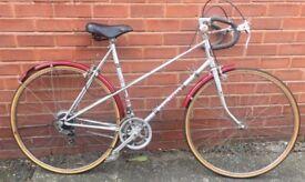 Vintage Ladies Viking Queen II Race Road bike