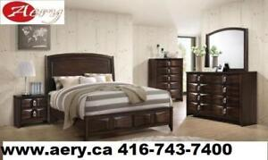 WHOLESALE FURNITURE WAREHOUSE LOWEST PRICE WWW.AERYS.CA only BED STARTS FROM $129