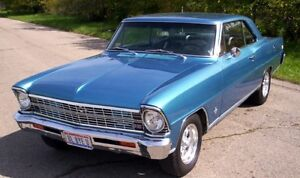 1966 nova, looking for fender LH and other stuff