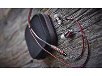 Sennheiser Momentum M2 IEi new, in ear headphones, hifi winner 2016, Android version