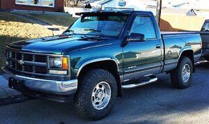 1995 Chevy Silverado k1500 4x4