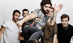 Foals at Rebel (formerly Sound Academy) Nov 7th