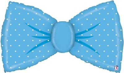 Blue Bow Tie Shaped 42
