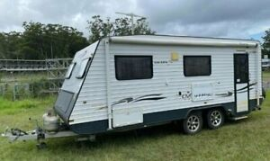 2011 Galaxy ODYSSEY SINGLE BEDS 2 Axle Forest Glen Maroochydore Area Preview
