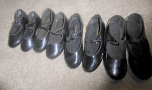 Tap dance shoes sizes 8.5/12.5/13.5/1 to 5, jazz shoes size 4 Kitchener / Waterloo Kitchener Area image 2