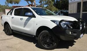 2016 Mazda BT-50 UR0YF1 XTR White 6 Speed Sports Automatic Utility Melville Melville Area Preview
