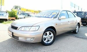1997 Lexus ES300 MCV20R MY98 LXS Gold 4 Speed Automatic Sedan Woodridge Logan Area Preview