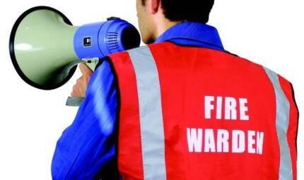 Warden Training - (Emergency Control Organisation)