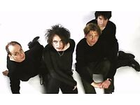 CURE TICKETS SEATED - THURS 1 DEC - £85 each