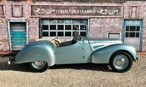 COLLECTABLE CLASSIC CARS - 1950 LEA FRANCIS 2.5 SPORTS Strathalbyn Alexandrina Area Preview