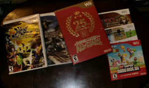 Red Wii bundle lot