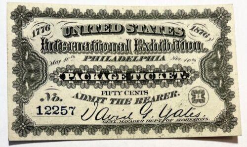 1876 Philadelphia World