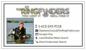 Metal detecting services