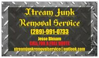 JUNK REMOVAL/PROPERTY CLEANUP