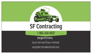 SF Contracting Snow And Lawn
