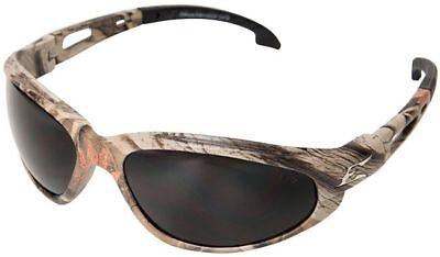 Edge Dakura Safety Glasses Sunglasses Camo Frame Smoke Lens ANSI Z87 for sale  Shipping to Canada